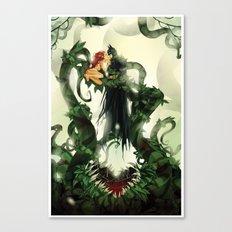 One Last Kiss Canvas Print