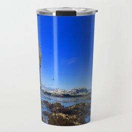 Bird Rock Beach Travel Mug
