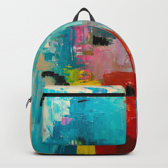 Summer at the ocean Backpack
