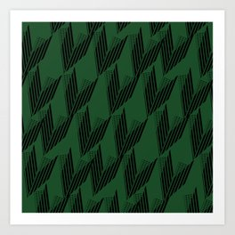 Pattern #8 Art Print