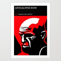 apocalypse now Art Prints featuring Apocalypse Now by David Edward Johnson