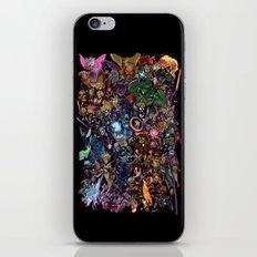 Lil' Marvels iPhone & iPod Skin