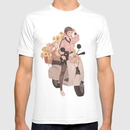 Mona's Delivery Service T-shirt