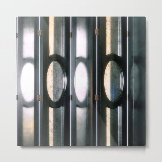 Portals... Metal Print