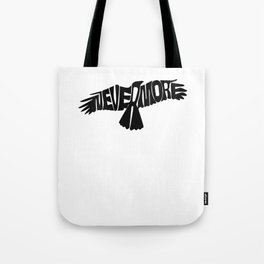 Nevermore Dark | Edgar Allen Poe Tote Bag