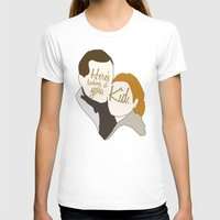 casablanca T-shirts featuring Casablanca by Swell Dame