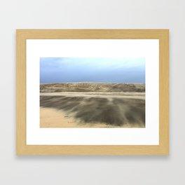 Dunes [3] Framed Art Print