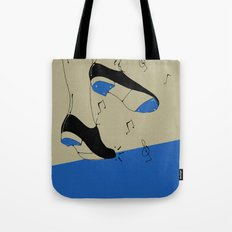 tap dancing  Tote Bag