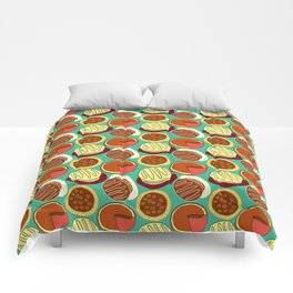 Cakes and Pies! Comforters