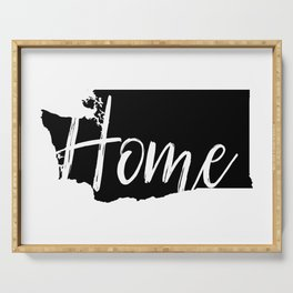 Washington-Home Serving Tray