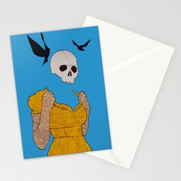 evil dead. Stationery Cards