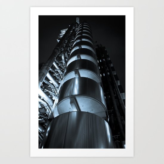 Lloyd's of London Building  Art Print