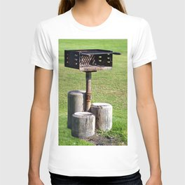 BBQ In Park T-shirt