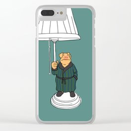 Amelie Clear iPhone Case
