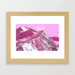 The world of taste Framed Art Print