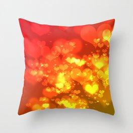 New Love Throw Pillow