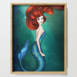 Mermaid Serving Tray