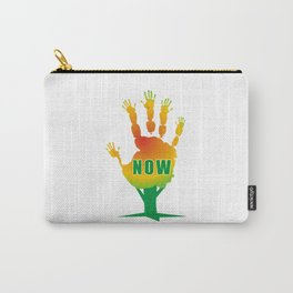 Stop Now Carry-All Pouch