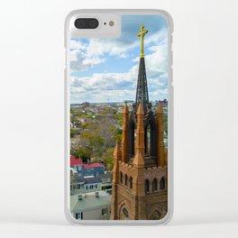 St John The Baptist Clear iPhone Case