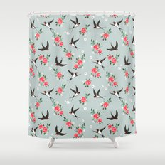 Carry My Soul Shower Curtain