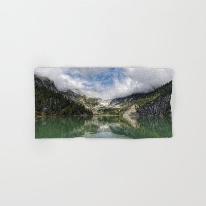 Lake Landscape #mountains Hand & Bath Towel