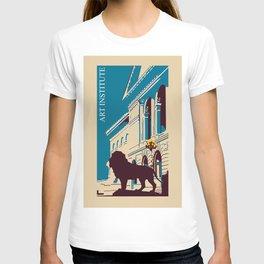Art Institute Chicago T-shirt