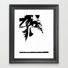 Roseblood Framed Art Print