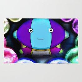 The strongest god Rug