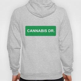 CANNABIS DR Hoody