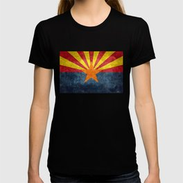 State flag of Arizona, the 48th state T-shirt