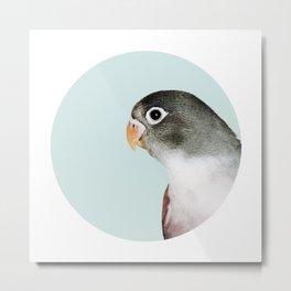 Bluey Bird Metal Print