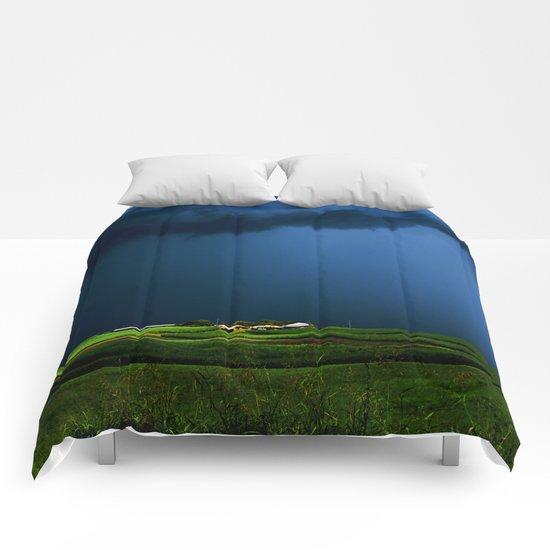 Wild, wild weather Comforters