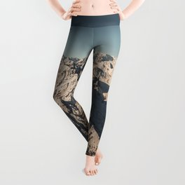 Lord Snow - Landscape Photography Leggings