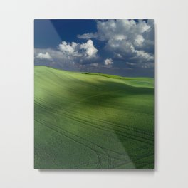 XP, Czech Republic Metal Print