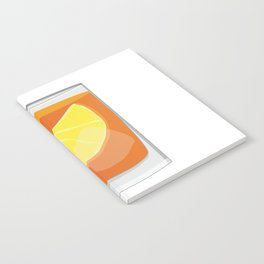 Old Fashioned Cocktail Notebook