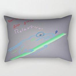Prepa pa La Siesta Rectangular Pillow