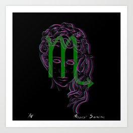 Modusta Art Print