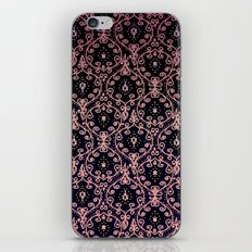 PAISLEY PATTERN IN PINK iPhone Skin