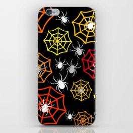 Creepy Crawlers iPhone Skin