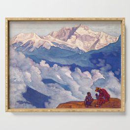 Nicholas Roerich - Pearl Of Searching - Digital Remastered Edition Serving Tray