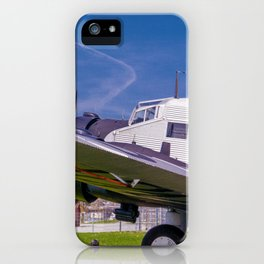 JU - 52 iPhone Case