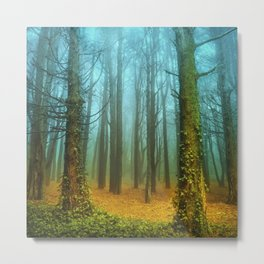 Enlightened Metal Print
