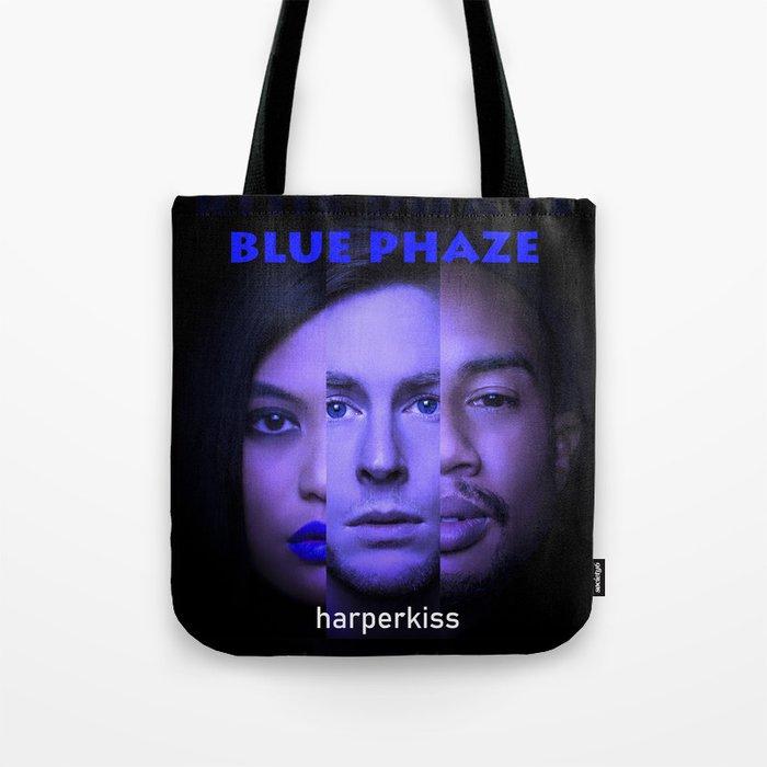 BLUE PHAZE Tote Bag