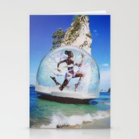bubble Stationery Cards featuring Bubble by John Turck