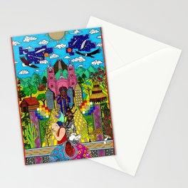 Las cosas anteriores han pasado Stationery Cards