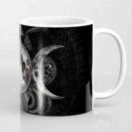 Triple Moon - Triple Goddess  Coffee Mug
