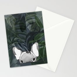 Jungle frenchy Stationery Cards