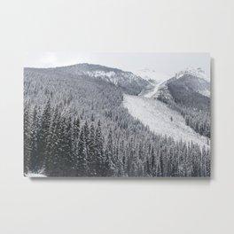 Mountain I Metal Print