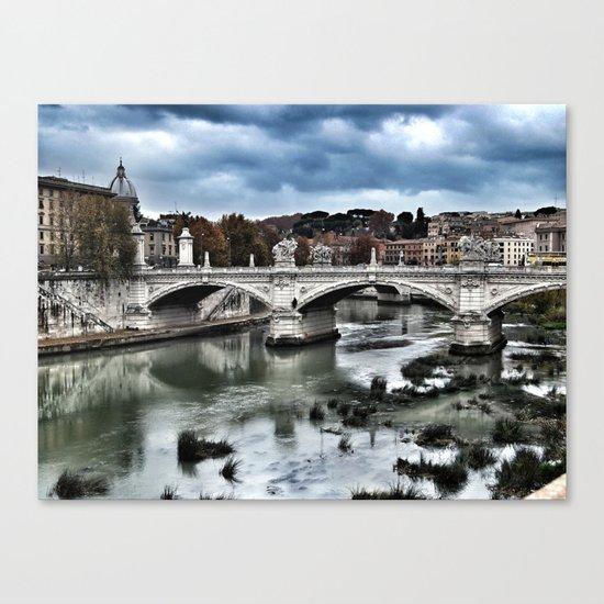Roma II Canvas Print