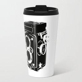 Analog power Travel Mug